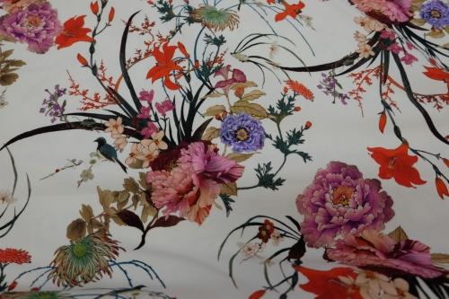Bezeichnung/Material:Baumwollrips mit Elast.super schön für Kleider oder Jäckchen, 140 cm brt. PReis auf Anfrage